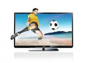 Televizor Smart TV 3D LED PHILIPS