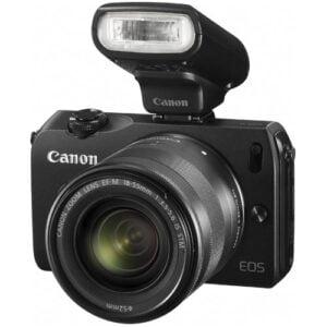 Aparat foto Mirrorless Canon EOS-M