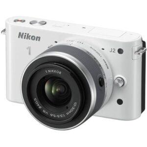 Aparat foto Mirrorless Nikon 1 J2