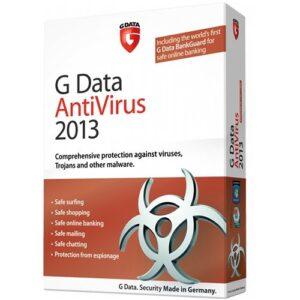 G Data Antivirus 2013