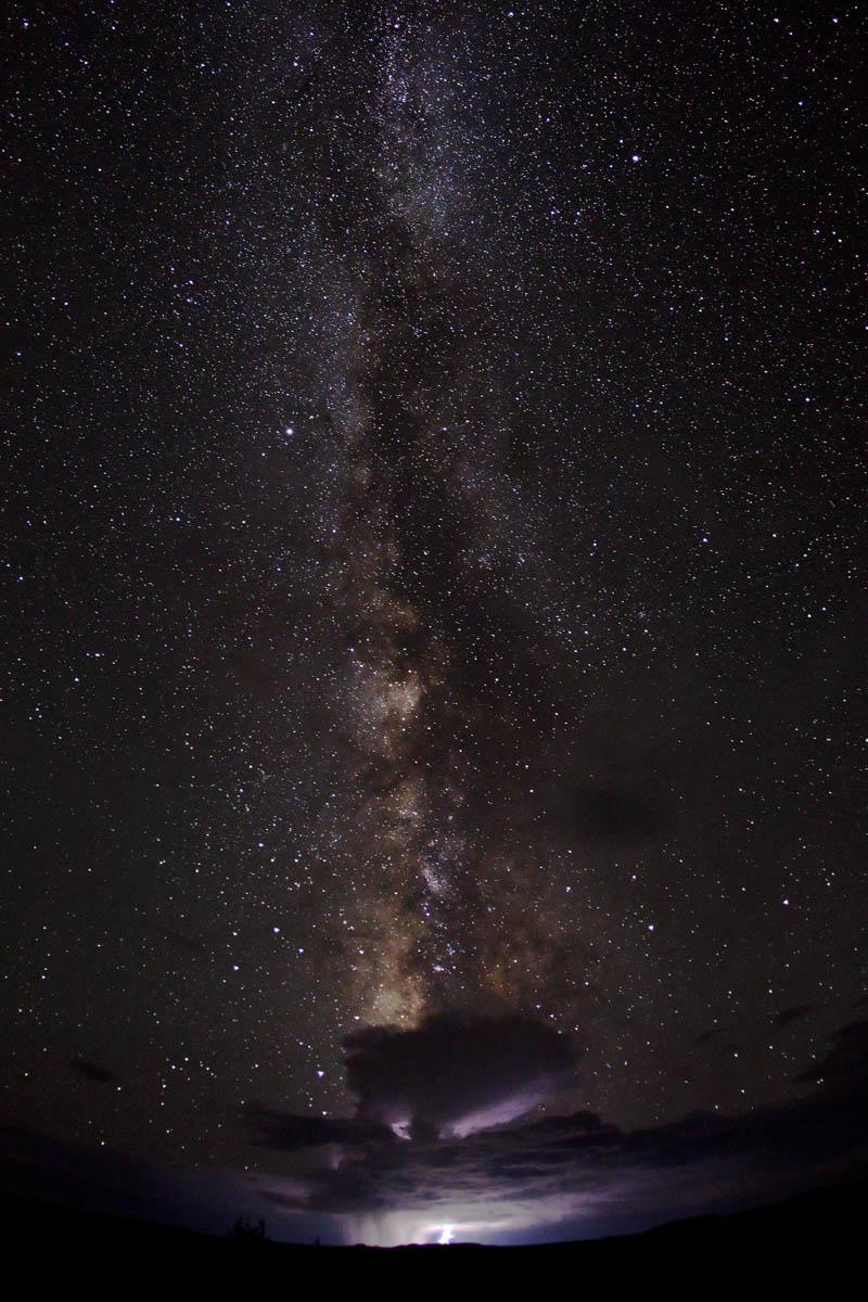 Muson galactic