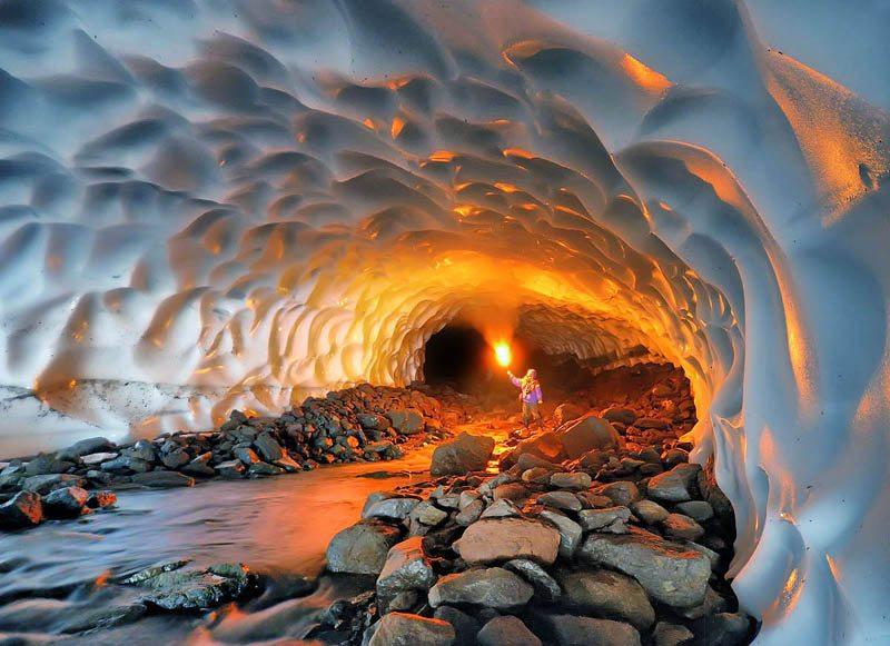 Tunel de zapada Rusia