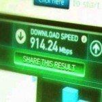 Viteza internet 1 gigabit