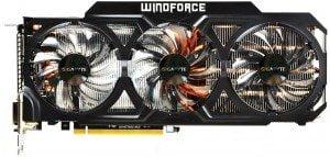 Gigabyte nVidia GeForce GTX770 WindForce