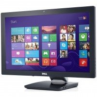 "Monitor LED IPS Multi-Touch Dell 23"", Wide, Full HD"