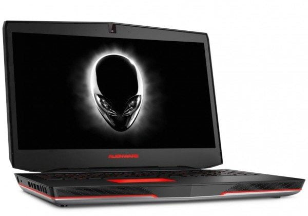 Laptop Alienware 17 FHD cu procesor Intel® CoreTM i7-4800MQ 2.70GHz, Haswell