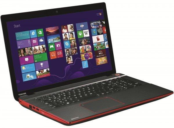 Laptop Toshiba Qosmio X70-A-12X cu procesor Intel Core i7-4700MQ 2.40GHz, Haswell