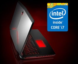 Laptop gaming Core i7 Haswell