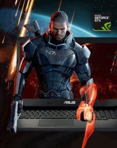 Placa video dedicata Nvidia GeForce GTX