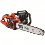 Ferastrau electric cu lant Black & Decker GK2240T, 2200 W, 40 cm