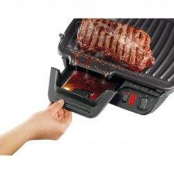 Carne pe gratar electric