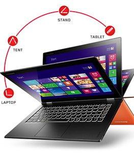 Ultrabook tastatura pliabila