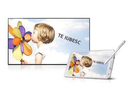 Design si imagine Smart Tv 40H5500