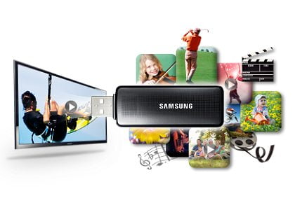 Samsung USB player