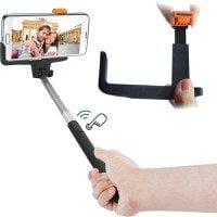 INNOVATEC Selfie stick cu telecomanda incorporata