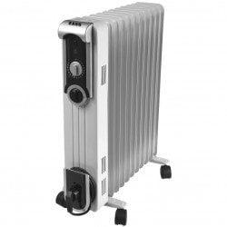 Calorifer electric Zass ZR 13 SL, 13 elementi, 2500W