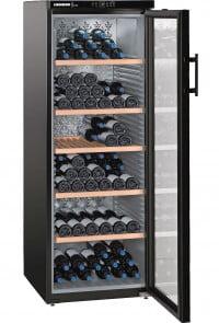 Vitrina de vinuri Liebherr WKb 4212, 200 Sticle