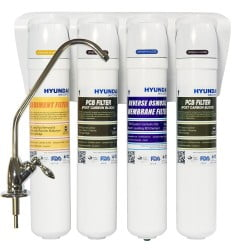 Sistem de filtrare apa cu osmoza inversa Hyundai HM9-RO