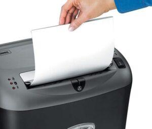 Cel mai bun distrugator de documente