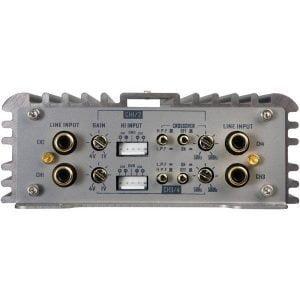 Numar canale si reglaje amplificator auto