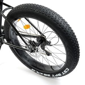 Sistem franare bicicleta mountainbike