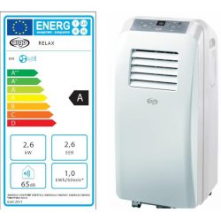 Aer conditionat mobil ARGO RELAX,10000 BTU