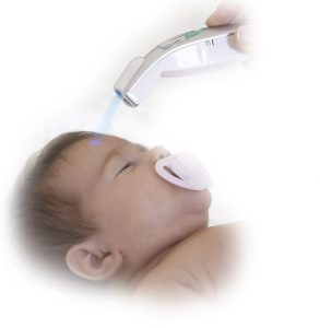 Cel mai bun termometru pentru bebelusi