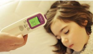Termometru pentru copii fara atingere