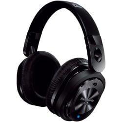 Casti audio cu banda noise cancelling Panasonic RP-HC800E-K