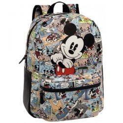 Ghiozdan de scoala 42 cm Mickey Comic