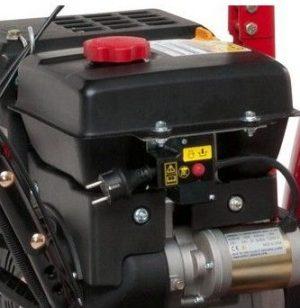 Motor freza de zapada pe benzina