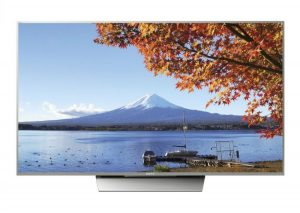 Televizor Smart Android LED Sony Bravia 55XD8577 4K HDR