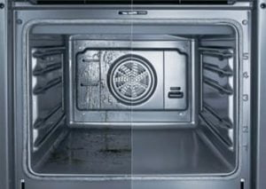Autocuratare cuptor incorporabil Bosch