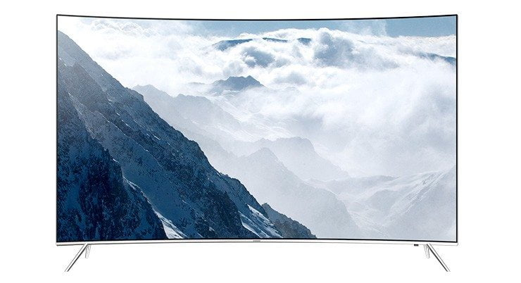 Review Samsung 49KS7502 – televizor curbat smart SUHD 123 cm 4K Ultra HD