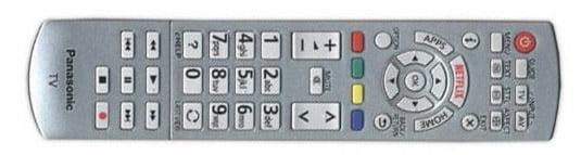 Telecomanda Panasonic TX-58DX700E