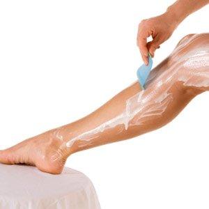 Crema depilatoare pentru picioare