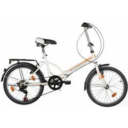 Bicicleta Scirocco Foldo Easy, unisex, pliabila