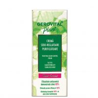 GEROVITAL PLANT STOP ACNEE 50 ml, Farmec