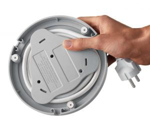 Stocare cablu fierbator electric