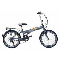 """Bicicleta de oras pliabila Scirocco Foldo Siena 20"""""""