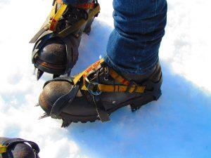 Bocanci de munte pentru iarna