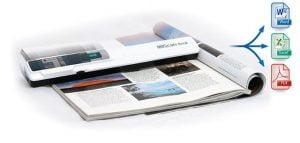 Scanner portabil scanare rapida