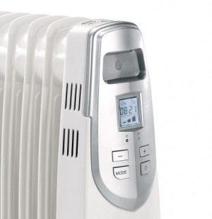 Timer si control digital calorifer electric cu ulei