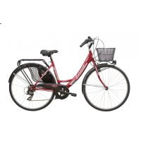 Bicicleta Scirocco Siviglia, TRB, pentru femei, 26''
