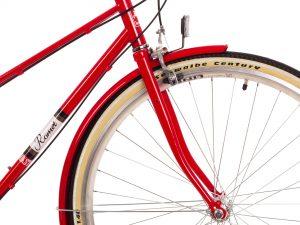 Cadru si roti bicicleta de oras buna