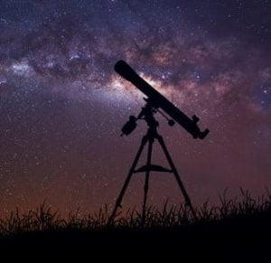 Telescop astronomic performant