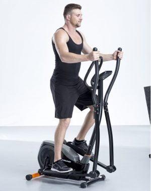 Bicicleta eliptica pentru acasa