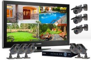 Cel mai bun sistem de supraveghere video