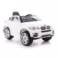 Masinuta electrica 12V BMW X6 White cu telecomanda