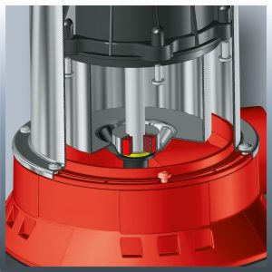 Motor pompa submersibila